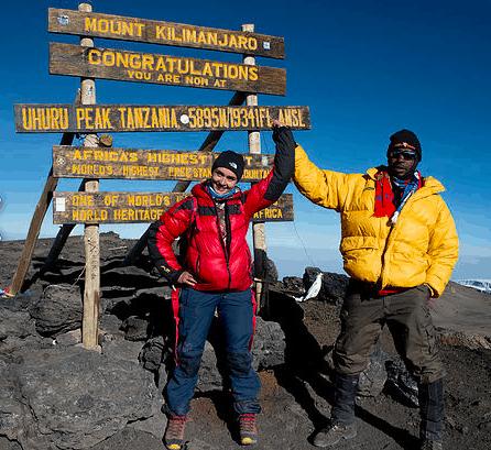 WARSZTAT ROZWOJOWY MIND ADVENTURE Kilimandżaro 08/2019