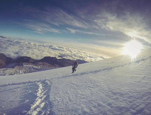 WARSZTAT ROZWOJOWY MIND ADVENTURE Pico de Orizaba, Meksyk  09/2019
