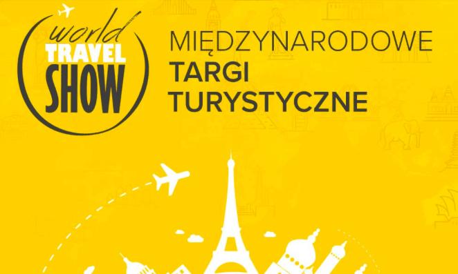 WORLD TRAVEL SHOW 2019 – MIĘDZYNARODOWE TARGI TURYSTYCZNE. Warszawa