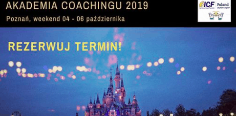 Akademia Coachingu 2019, Poznań