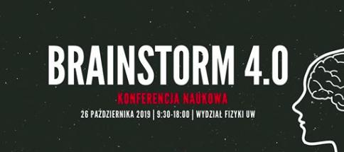 KONFERENCJA NAUKOWA. Brainstorm 4.0. Warszawa