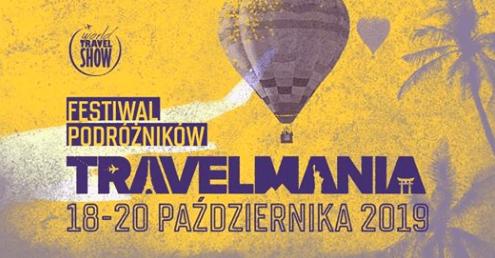 TRAVELMANIA. FESTIWAL PODRÓŻNIKÓW. Warszawa