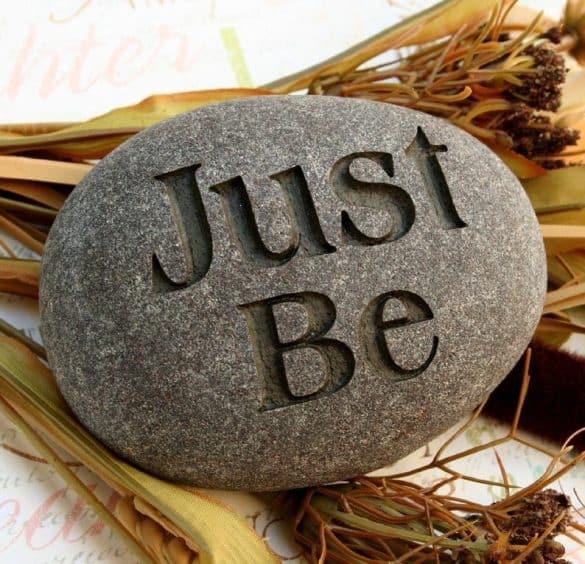 redukcja stresu. mindfulness