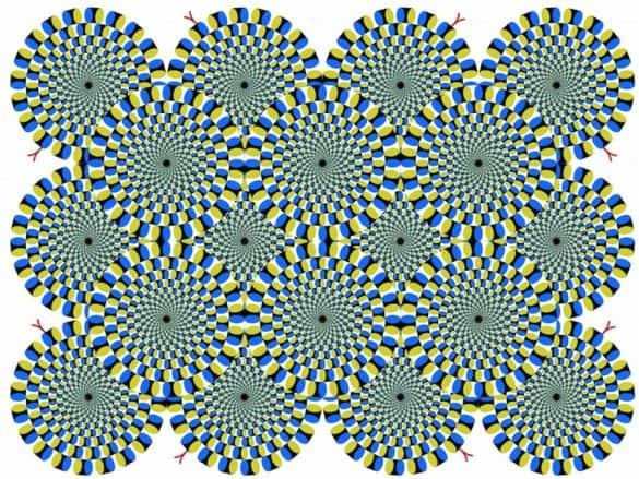 Złudzenia optyczne. Jak działa mózg?